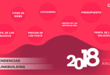 Tendencias Linkbuilding 2018